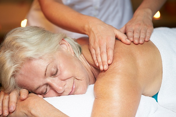 Is massage okay for senior citizens?